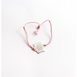 Bracelet Fleur sacrée...