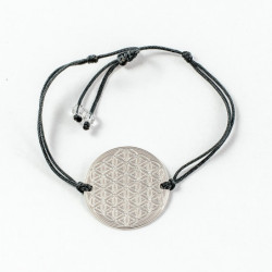Bracelet Fleur de vie...