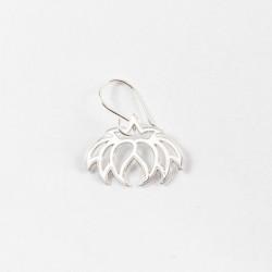 Boucles d'oreilles - Fleur Cristal'In