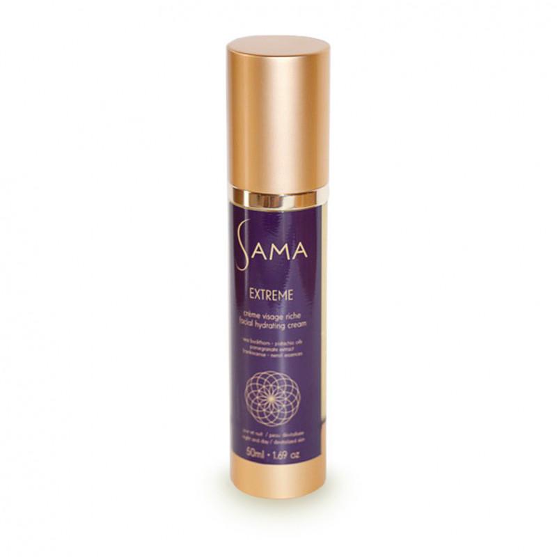 SAMA - Extreme - Crème visage hydratante