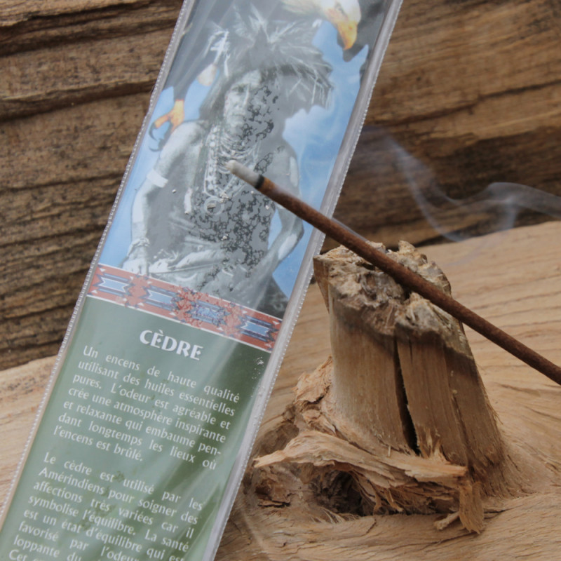 Encens amérindien cèdre
