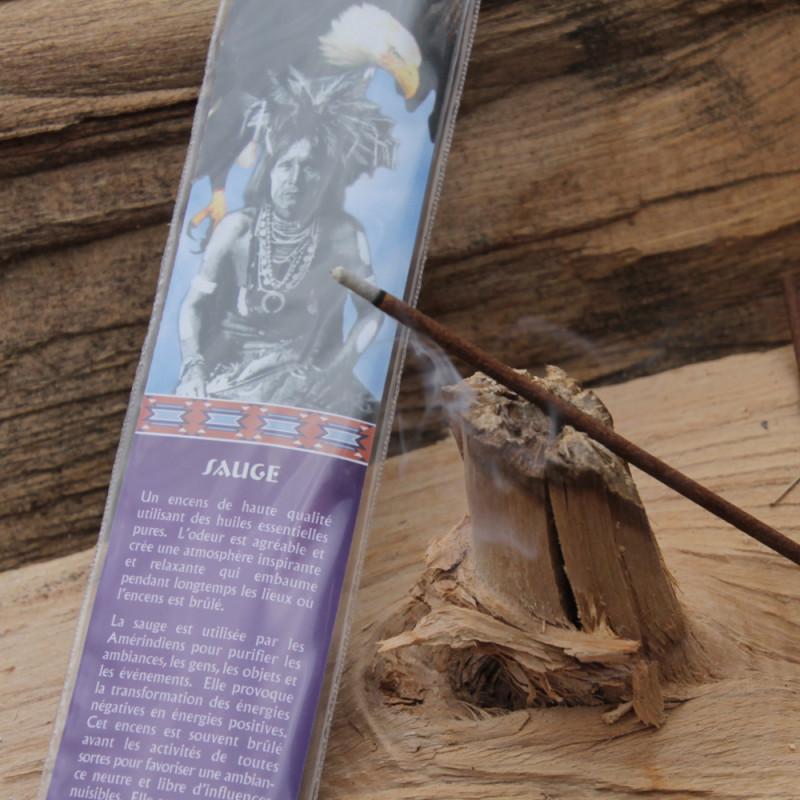 Encens amérindien sauge