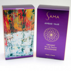 Eau de parfum - AMBAR YAAR